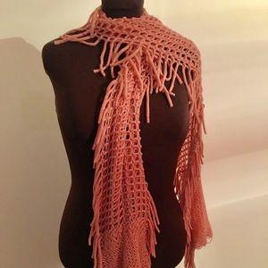 Accessories - 🧣Handmade Pink Scarf/Shawl